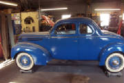 1938 Ford Business Coupe Original Condition