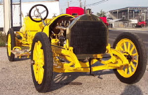 Fully Restored a 1914 Mercer Raceabout